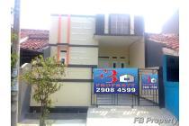 360 Juta Rumah Bagus Siap Huni di VMG 1 Bekasi (3396/AY)