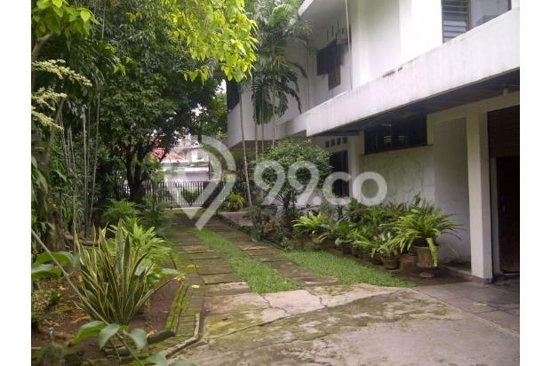 Tanah Murah COCOK Peruntukan Hotel,Caffe dll Lokasi ELITE diMenteng Jakarta 17697751