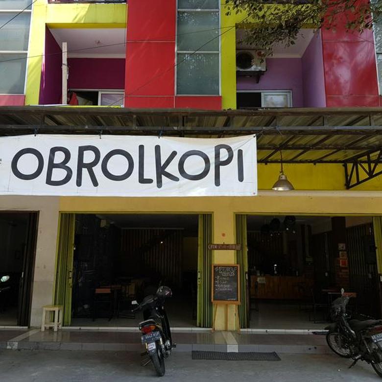2 Ruko Gandeng 3 Lantai Posisi di Hub Jl. Kemetiran