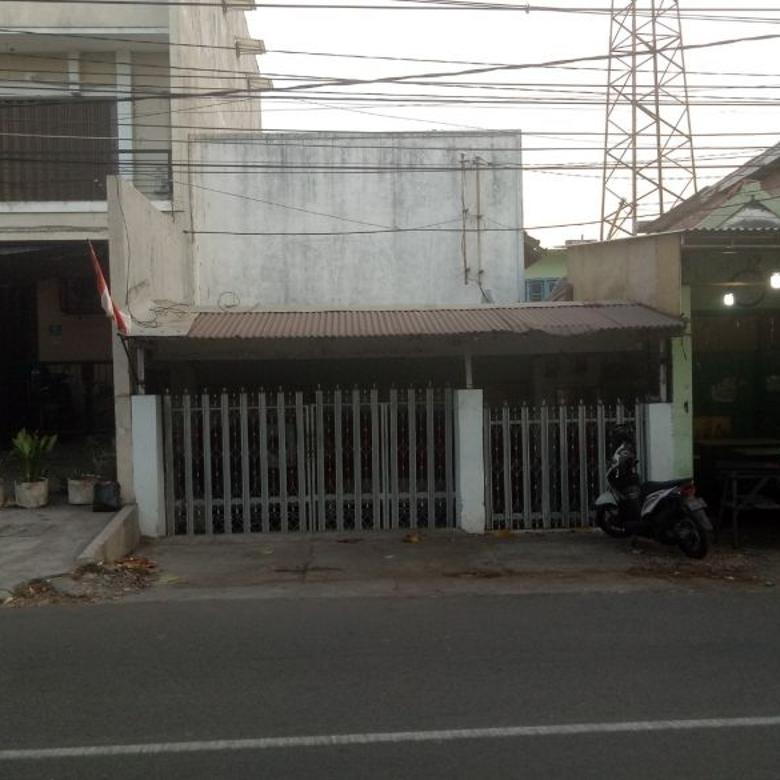HITUNG TANAH Cocok Dibangun Ruko Raya Kalibokor Selatan Surabaya