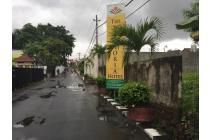 Disewa Tanah Strategis,Jl Laksda Adisucipto,Timur Amplaz ,cocok utk kuliner
