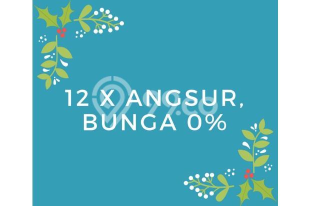 NYIA TAHAP KONSTRUKSI : Taman Daendels Bisa Bayar Cicil 12X Non Bunga 16846217