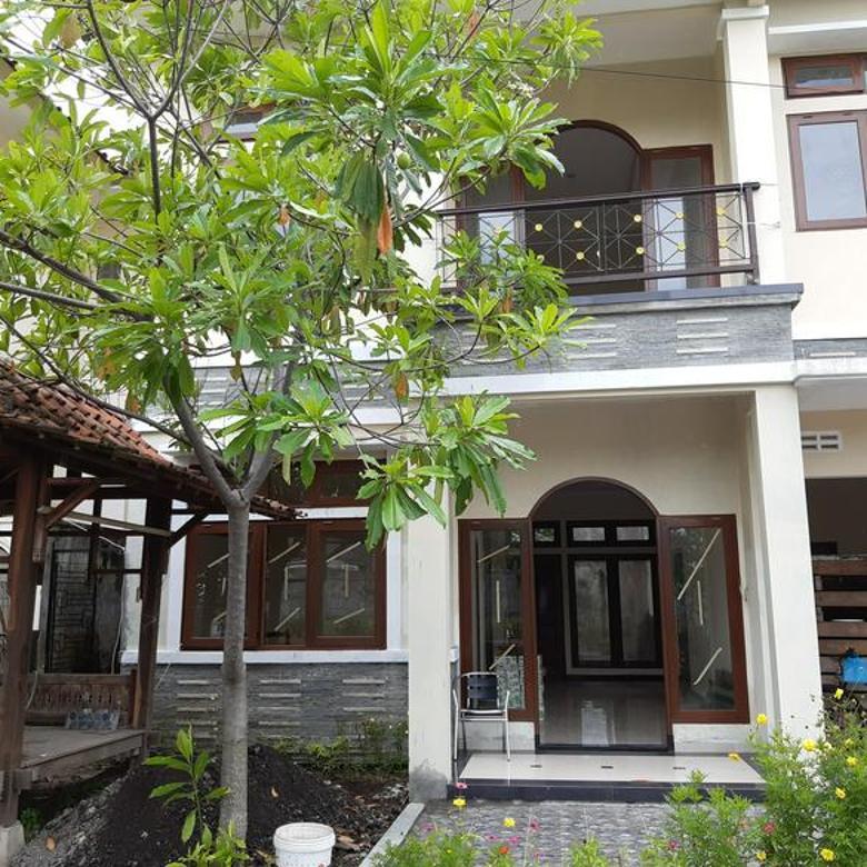 Rumah Baru Proses Finishing Di Jl Magelang KM 6 Dekat UGM JCM TVRI