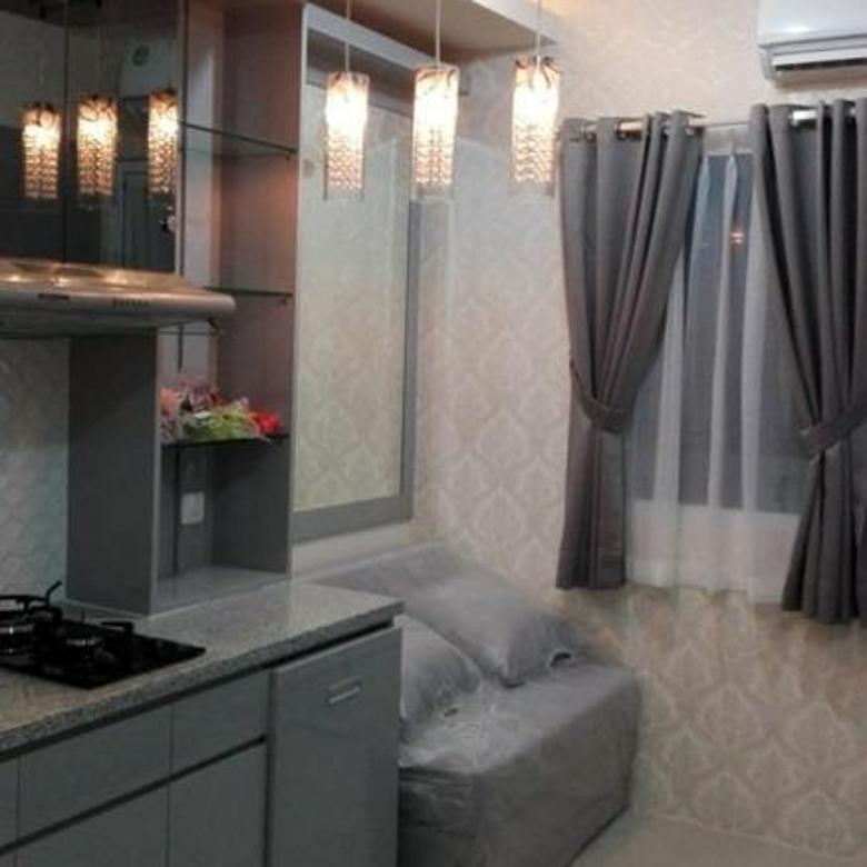 Full Furnish ! Apartemen Green Pramuka @Jkt Pusat (Type 2 BR)