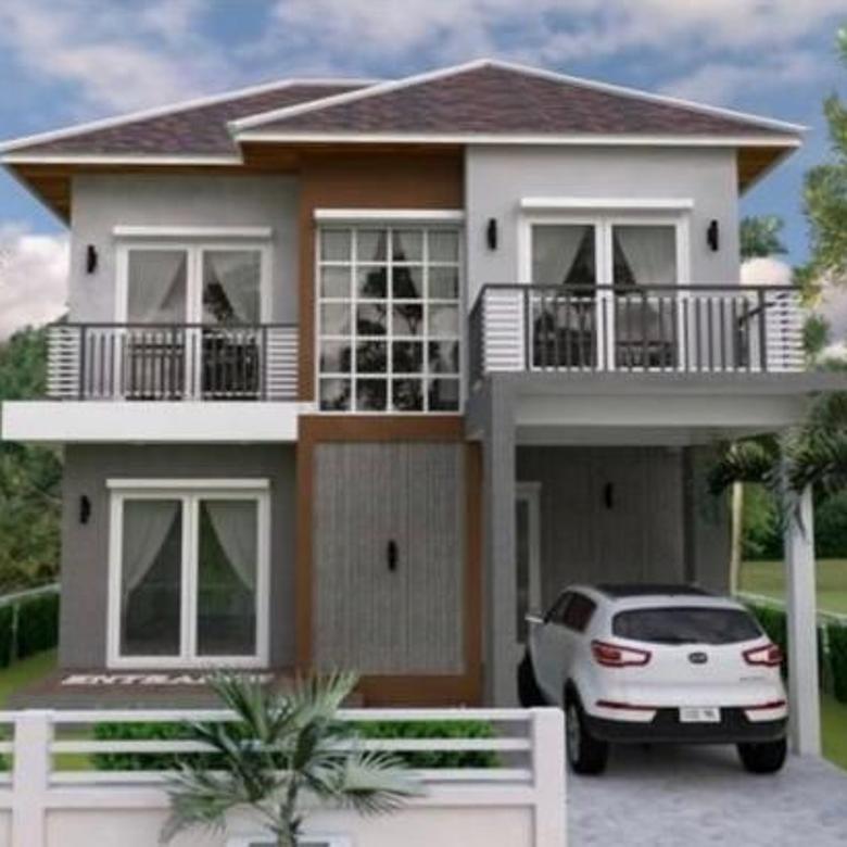 Dijual Rumah Cluster Nyaman di Grogol Indah Residence, Depok