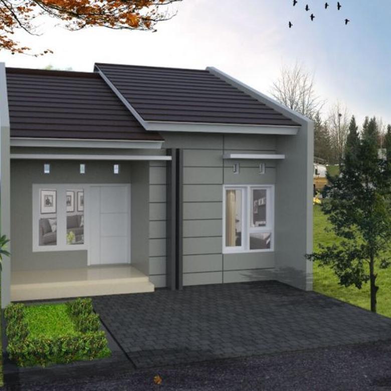Rumah Minimalis Modern Tipe 36 72 Di Purwokerto Selatan