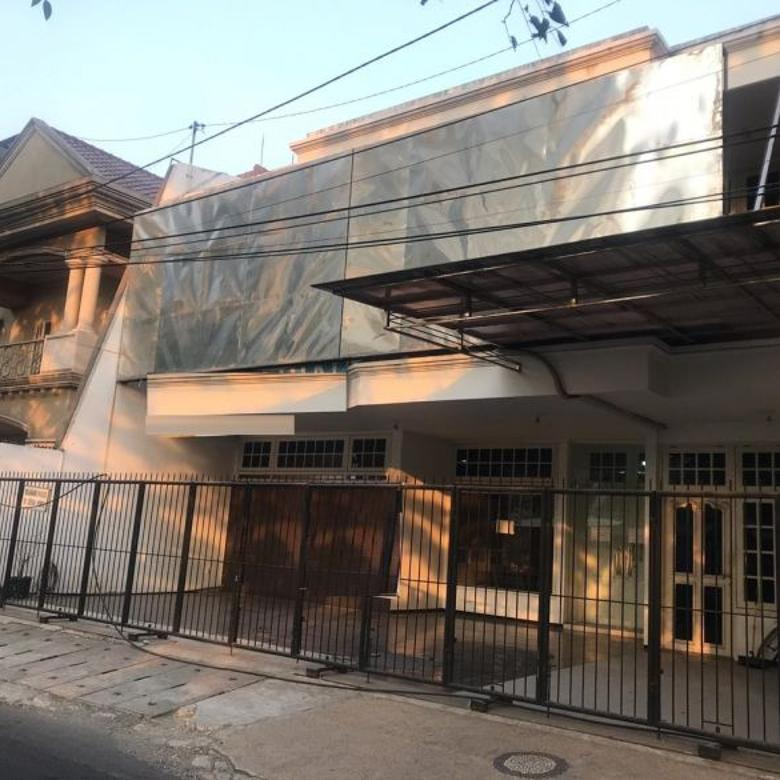 Rumah Ex Kantor di Darmo Indah Tengah Kota