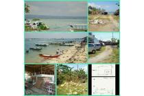 LAND FOR SALE, Dijual Tanah strategis di pinggir pantai Tanjung Benoa Nusa2