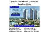 Apartemen Eastcost Mansion Pakuwon City Surabaya