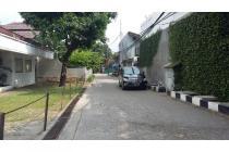 Dijual Rumah Nyaman Strategis Untuk Perkantoran di Kemang Jakarta Selatan