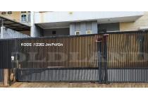 KODE :12262(Jm/Fd/Gn) Rumah Dijual Sunter, Luas 10x18 Meter