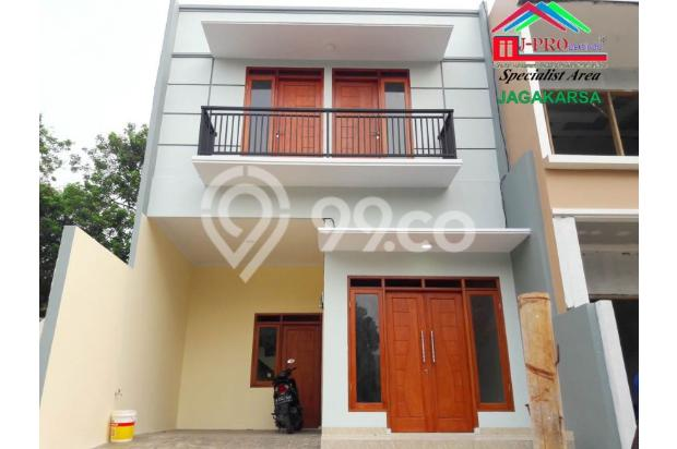 Rumah Baru Di Area Jalan Sadar - Jagakarsa 17712657
