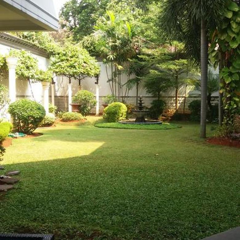Rumah Jl. Besuki Menteng Jakpus