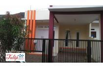 Dijual Rumah Cantik 2 kamar tidur di Bekasi timur regency