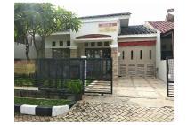 Rumah Bagus 1 lantai dalam perumahan di Caman Jatieniing