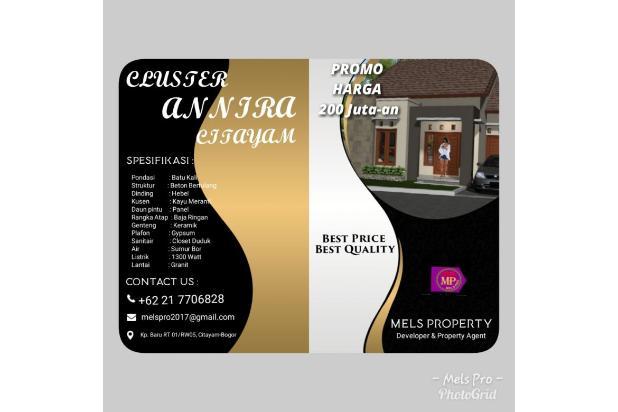 Segera Miliki Rumah di Citayam, Pasti Bisa Punya Rumah 17824780
