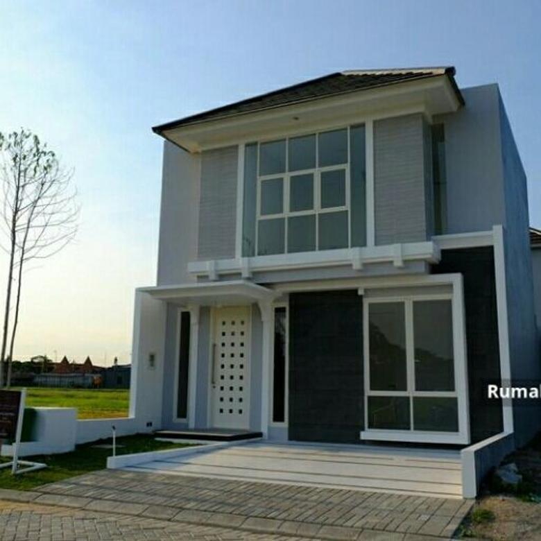 Rumah 2 lantai Siap huni Citra Garden Sidoarjo