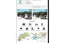 Rumah Cluster Cantik Selangkah Ke Stasiun Tiga Raksa Tangerang