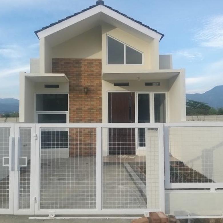 Dijual Rumah Baru Murah di Cisaranten Endah Arcamanik Harga 40