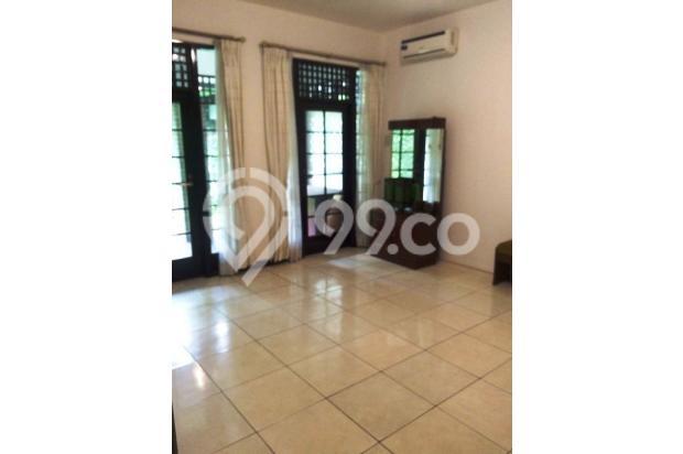 Disewa Rumah Asri Strategis di Lebak Bulus Jakarta Selatan 15830022