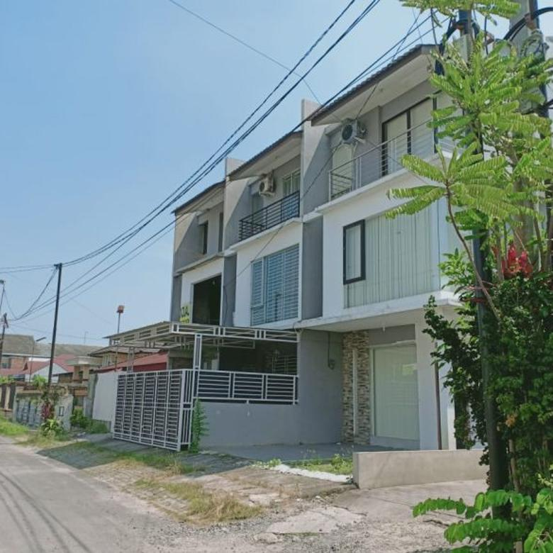 Dijual Rumah Siap Huni Jl. Grafika Medan -R-0218