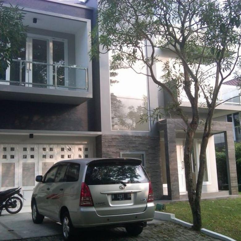 Dijual Rumah Di Cluster De Rio Bsd Tangerang