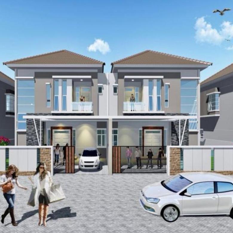 Rumah Mewah Lokasi Strategis Dekat Megamall Kota Pontianak