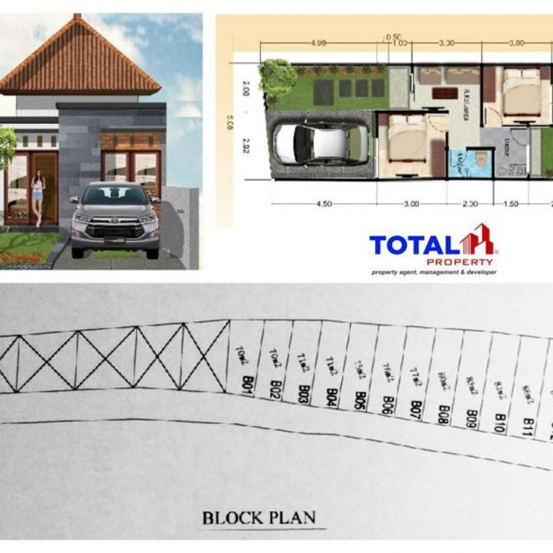 DIJUAL Rumah Baru Murah tipe 36/70 di Buduk, Mengwi, Badung