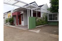 Rumah Baru dalam Cluster dekat Rumah sakit Graha Permata Ibu Kukusan Beji