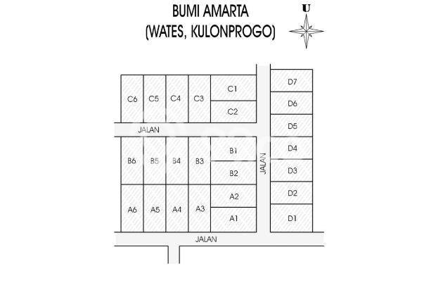 Kapling 12 X Angsuran Non Bunga, Terima SHM 17307512