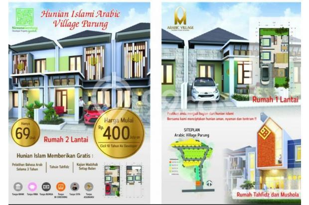 RUMAH KPR DI PARUNG BOGOR | ARABIC VILLAGE PARUNG 22269677