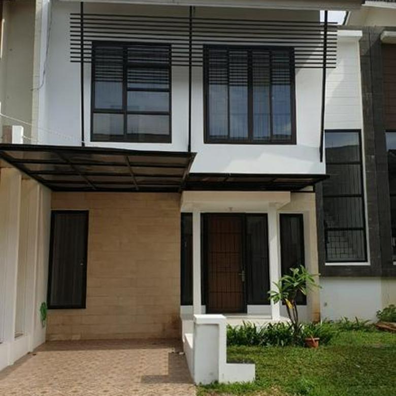 Rumah Brand New Bagus Siap Huni di Discovery Bintaro
