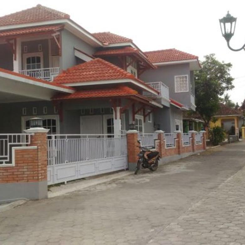 Rumah Di Jual Di Jalan Damai Sleman Dekat Merapi View