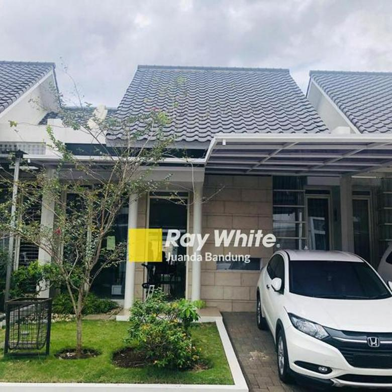 Rumah Minimalis Full Furnished di Cluster Favorit Candra resmi KBP