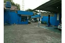 Tempat Usaha Bengkel Mobil Bonus Rumah Tangerang