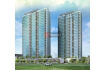 Apartemen 2 KAMAR, Brand New, Di Aerium Permata Buana, Jak-Bar