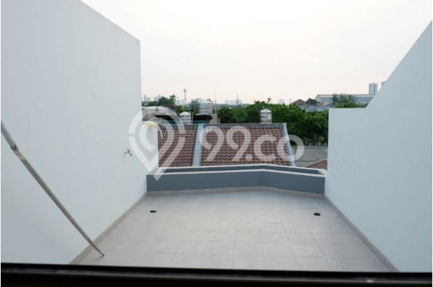 Di Jual Cepat Rumah Baru di Tanjung Duren Jakarta Barat harga ber Sahabat 13426711