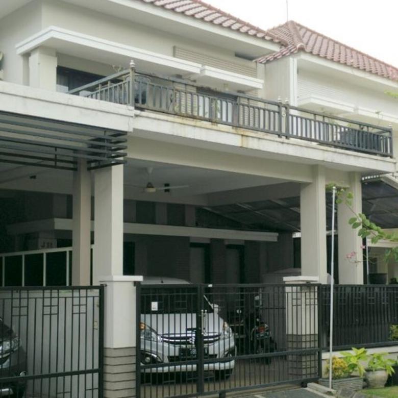 Rumah 2 Lantai Kawasan Elit Surabaya Selatan Central Park