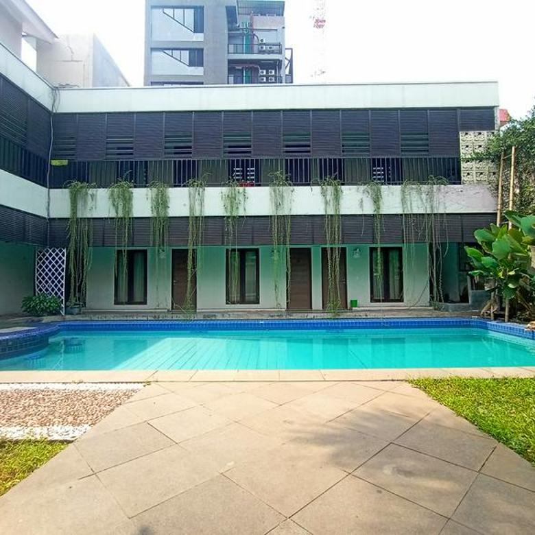 Rumah Kos 3 Lantai di Area Bangka