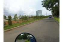DiJual Kavling Komersial, Alam Sutera, Tangerang, lokasi sangat strategis,