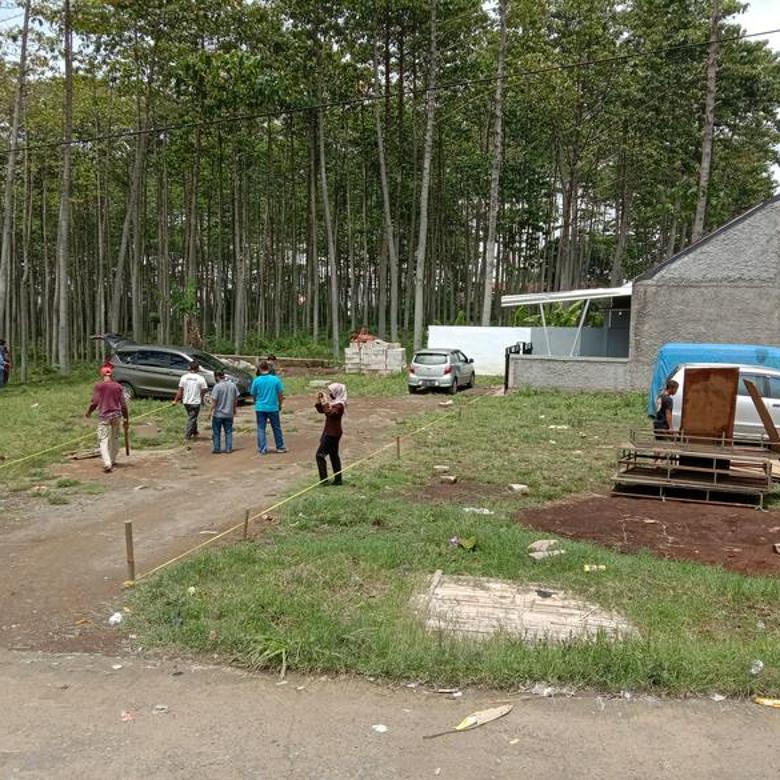 Tanah Kavling shm Murah siap Bangun di Kolmas Cimahi Utara