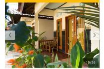 Dijual Murah Homestay Di Daerah Wisata Gili Air - Lombok