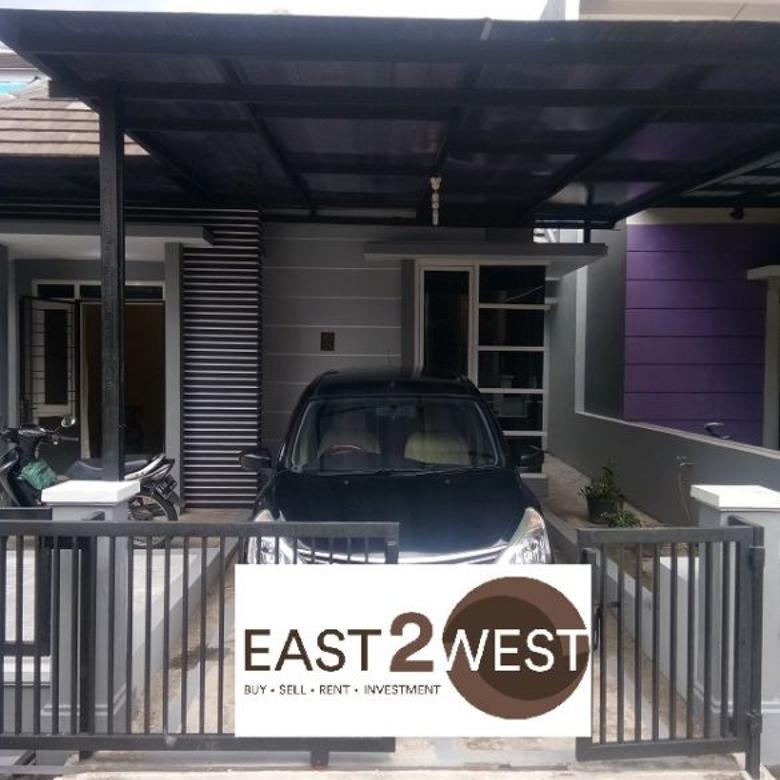 Dijual Rumah Nerada Estate - Ciputat, Tangsel Semi Furnish