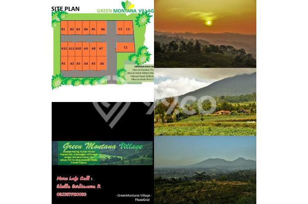 Investasi Kavling Villa Puncak Cipanas, Green Montana Village 16223948