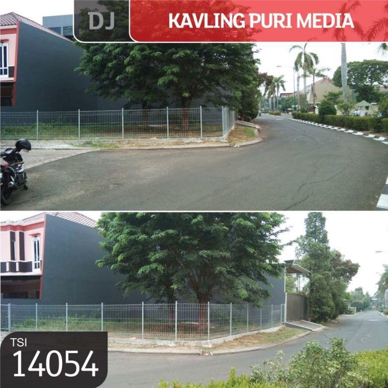 Kavling Puri Media, Jakarta Barat, 14x15m, SHM
