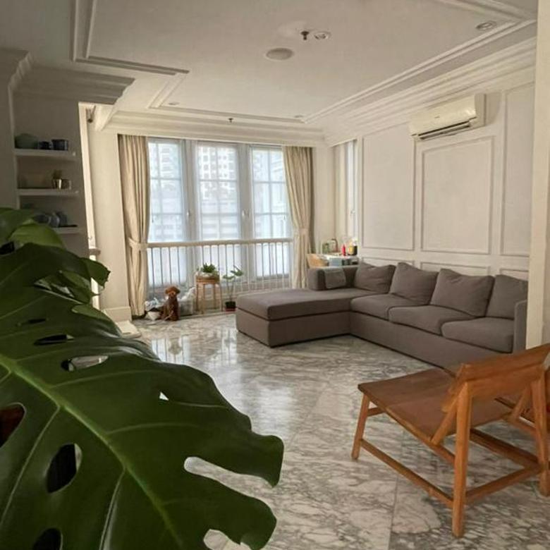 Apartemen Permata Hijau Residence Jakarta Selatan Tipe 4Br Furnished (Jn)