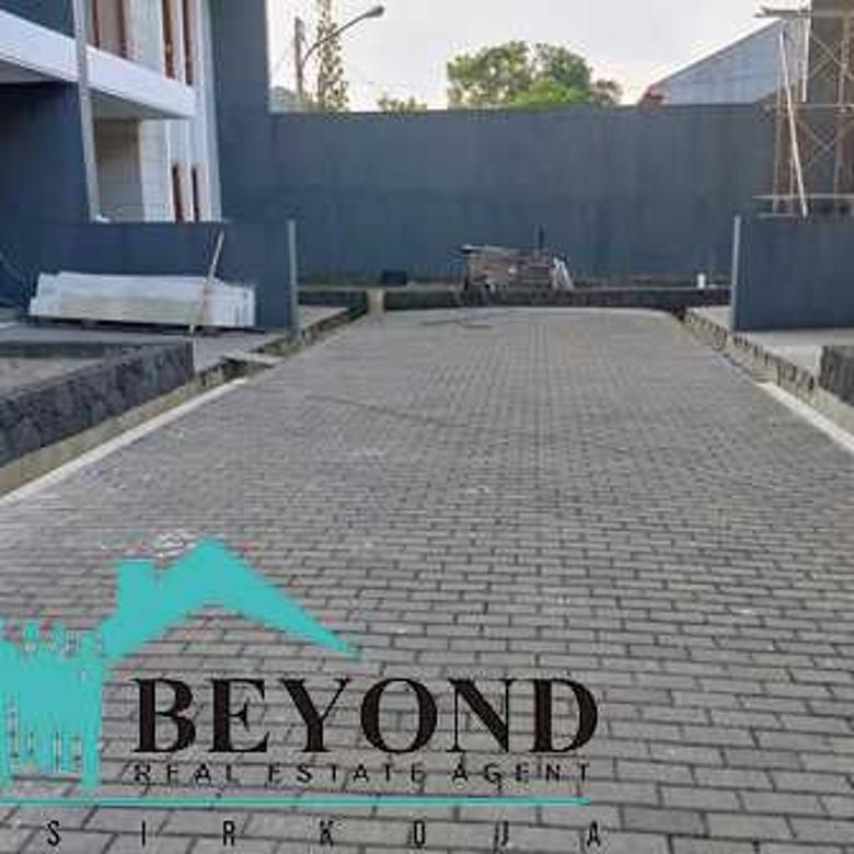 CLUSTER 100% BARU ada garden,living room di Mekarwangi Bandung