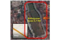 TANAH KAVLING KEBAGUSAN JAKARTA SELATAN DIJUAL CEPAT NEGO HUB 0817782111