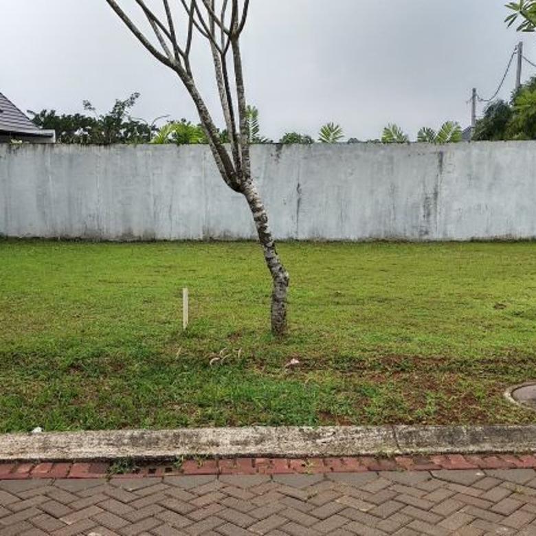 Tanah Serpong Lagoon Lotus Garden Blok E2 No. 20