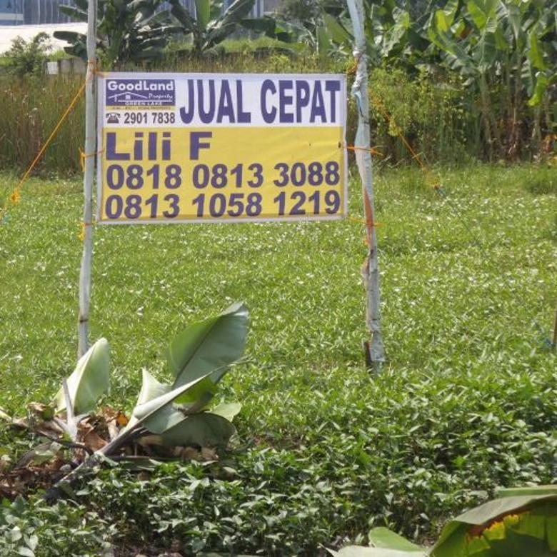 Tanah Di Rawa Bokor LT: 3.247m2 Harga Rp.6,5jt/ m2